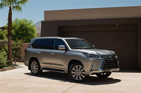 2019 Toyota Lexus by 2019 Lexus Lx 570 Drops Third Row 2019 2020 Toyota And