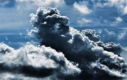 Clouds Dark Cloud Wallpapers Sky Backgrounds Desktop