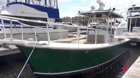 Proline Inboard Boats by Shamrock 26 Quot Lucky Rock Quot Center Console Inboard For Sale