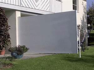 Wandgestaltung Wohnzimmer Edelstahl Windschutz