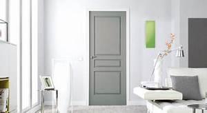 Kit Deco Porte Interieur : habillage porte interieur maison design de maison ~ Melissatoandfro.com Idées de Décoration
