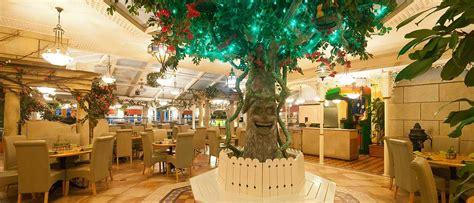 Secret Garden Restaurant by Alton Towers Restaurants Alton Towers Holidays