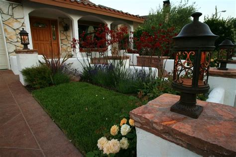 front yard landscaping solvang ca photo gallery landscaping network