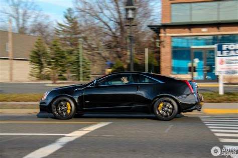Top 10 Facts About The 2016 Cadillac Cts-v