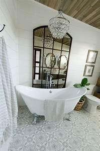 Urban, Farmhouse, Master, Bathroom, Remodel