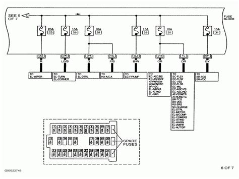 2003 G35 Fuse Box Location by 2003 Infiniti I35 Fuse Box Diagram Wiring Forums