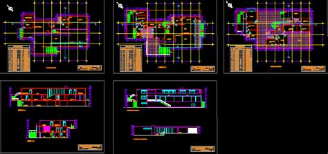 tugendhat house mies van de rohe dwg section  autocad