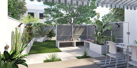 come organizzare un giardino piccolo idee giardino piccolo