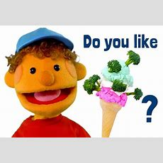 Do You Like Broccoli Ice Cream? (puppets)  Super Simple Songs