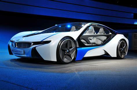 Bmw Vision by New Bmw Vision Efficient Dynamics Hybrid Auto Car Reviews