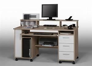 meuble pour ordinateur portable et imprimante nouveaux With meuble pour ordinateur et imprimante