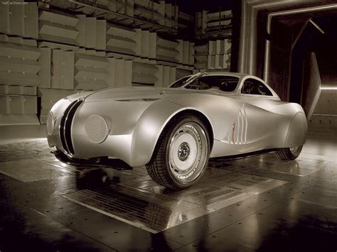 Bmw Mille Miglia Coupe Concept (2006)