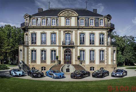 Bugatti Tutte Le 6 Veyron Les Legendes De Bugatti In