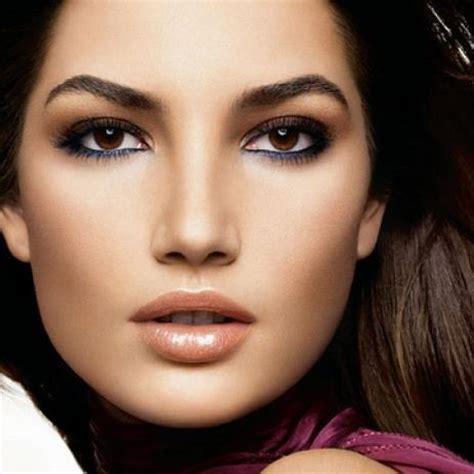Легкий макияж для карих глаз пошаговые фото красивого дневного и вечернего макияжа