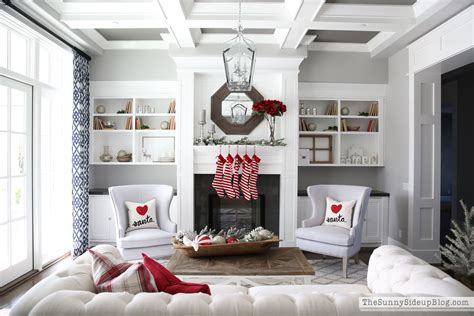Home N Decor : Christmas In The Formal Living Room