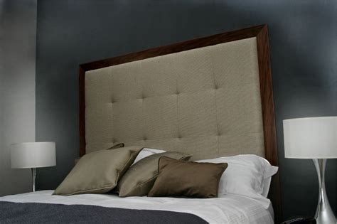 timber upholstered headboards ray shannon design