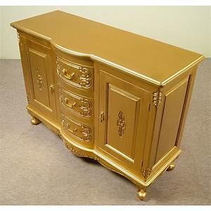 Kommode 120 Cm : gold kommode schrank 120 cm rokoko barock ~ A.2002-acura-tl-radio.info Haus und Dekorationen