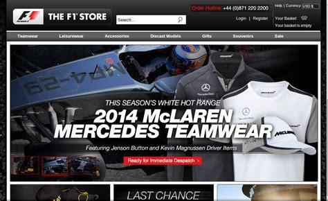 The only official F1 Store™ | F1™ Teamwear | F1™ Gifts | F1™ Accessories | F1™ Polo Shirts | F1™ Jackets | F1™ T-shirts | F1™ Headwear | F1™ Footwear
