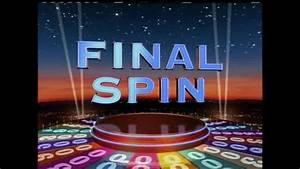 Wheel Of Fortune  Part 2  January 11  2011
