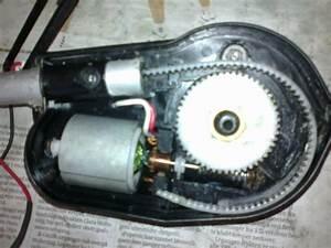 Electric Antenna - Rebuilt Or Replace