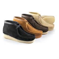 Clarks Wallabee Boots for Men