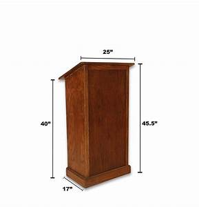 PRI Productions Event Rental Products - Podiums