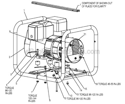 Porter Cable Ch250 Parts List And Diagram