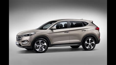 2016 Compact Suvs by All New 2016 Hyundai Tucson Compact Suv