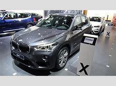 2016 BMW X1 xDrive 20d Exterior and Interior Auto