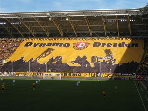 All information about dynamo dresden (3. Away Days: Football Army Dynamo Dresden - Between Distances