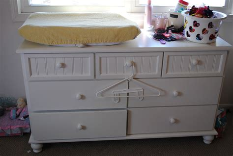 baby changer dresser top baby room white laminate dresser with yellow comfy