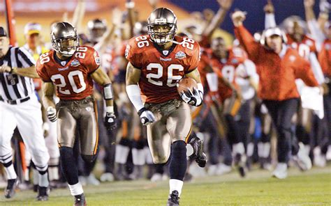 Tampa Bay Buccaneers Beat Okland Raiders In Super Bowl Vault