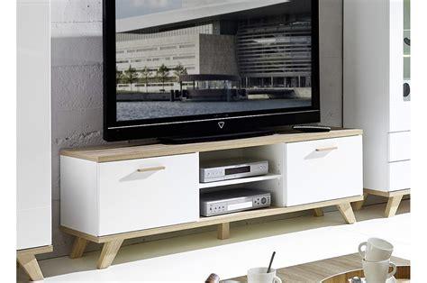 chambre complete adulte pas cher moderne meuble tv design blanc et chêne sonoma trendymobilier com