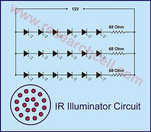 Infrared Ir Illuminator Diy  U00bb Research Cell