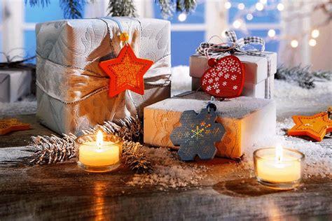 year wallpapers candles christmas heart ribbon
