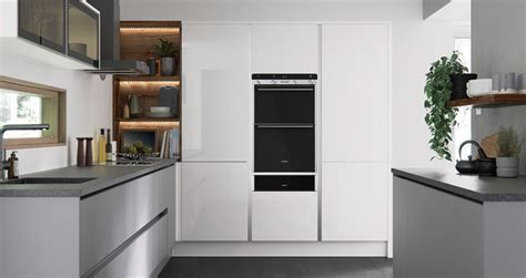 Linear kitchen range   The Gallery Fitted Kitchens, Dudley