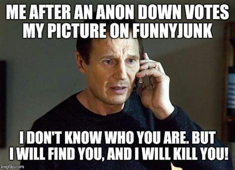 Funnyjunk Memes - liam neeson taken 2 meme imgflip