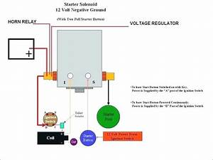 4 Pole Starter Solenoid Wiring Diagram Collection