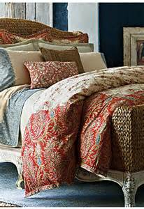 ralph home mirabeau paisley bedding collection b