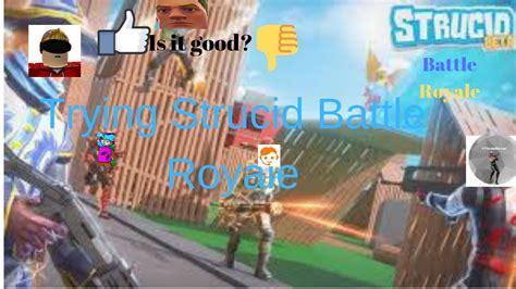 strucid battle royale youtube