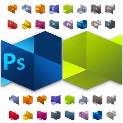 Adobe Cs5 Icon Icons Creative Replacement Cs