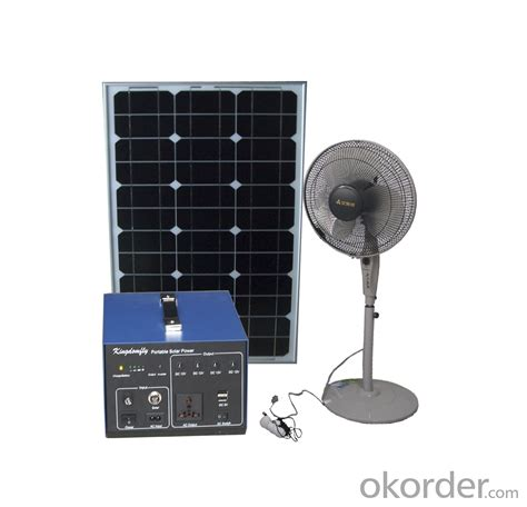 buy portable solar lighting system selling sps 50w