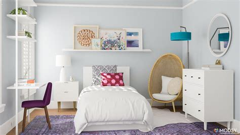 Kid Bedroom Design Photos by 8 Cool Bedroom Ideas From Modsy Customer Spaces