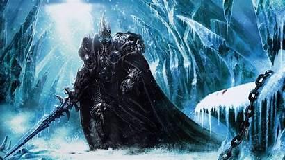 Lich Warcraft King Arthas Wallpapers Fantasy Desktop