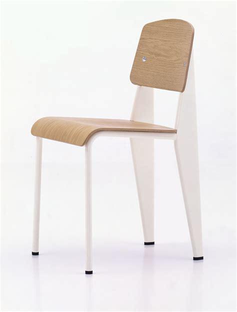 chaise jean prouvé vitra standard chair jean prouv chairs nova68 com