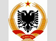 FileCoat of arms of the People's Republic of Albaniasvg