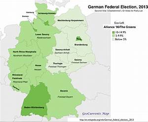 Geographical Patterns in the German Federal Election of ...
