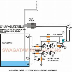 How To Build An Electronic Water Level Controller  A