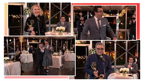 Emmys 2020: Schitt's Creek Makes Emmy History With ...