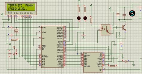 temperature controlled automatic air conditioning system micro controller based complete